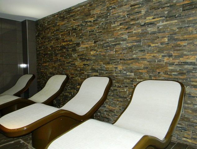 One Leisure, St. Neots - Pure Spa Feature Wall3