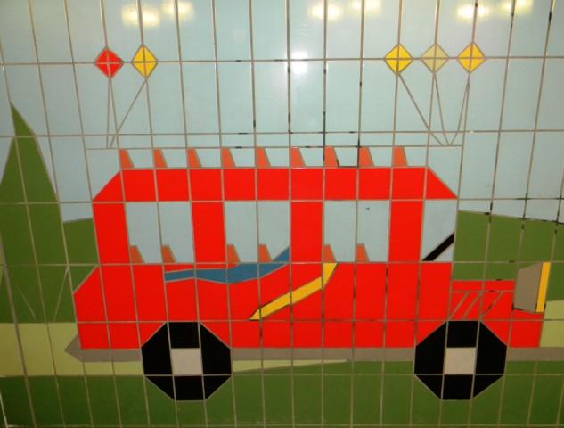 Fiveways Corner Subway - Bus