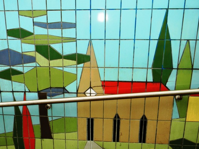 Fiveways Corner Subway - Church