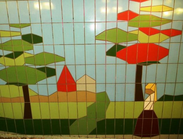 Fiveways Corner Subway - Scene 01