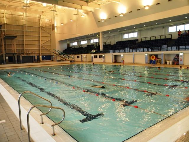 Garons Pool - Competition Pool 003