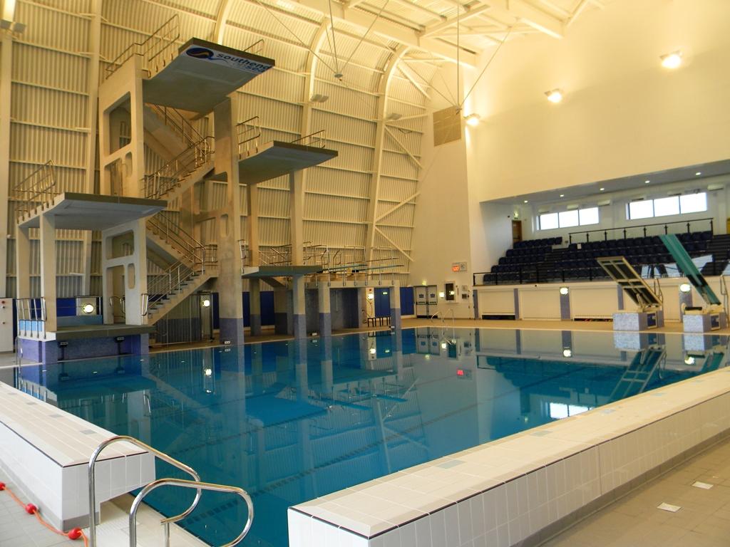 garons swimming pool dive centre elite tiling ltd
