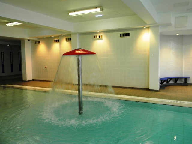 Garons Pool - Leisure Pool