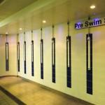 Garons Pool - Pre Swim Showers