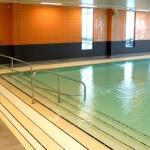 Teaching Pool Steps
