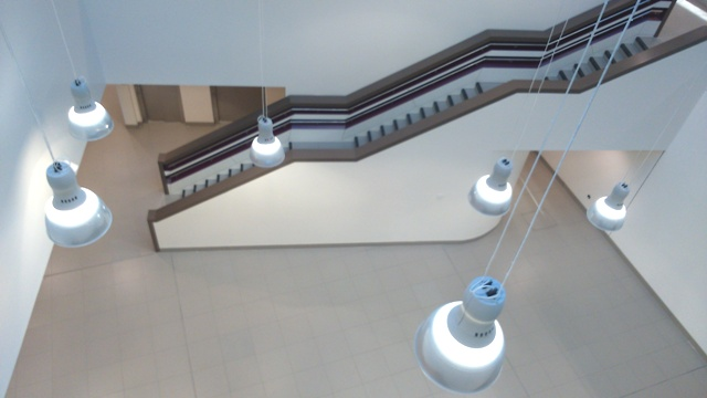Stair Case Area