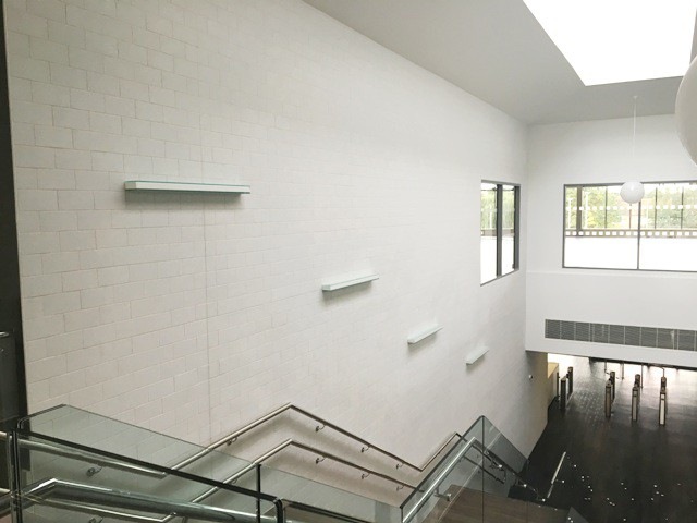 Staircase  Feature Wall Tiling