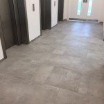 Lift Lobby Tiling View